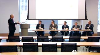 Bill Rosenblatt, Nicholas Bartelt, Joshua Simmons, David Leichtman, Barry Werbin, John Delaney